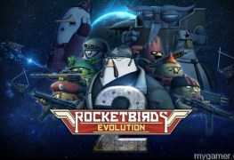 Rocketbirds 2: Evolution Review Rocketbirds 2: Evolution Review Rocket Birds Logo 600x359