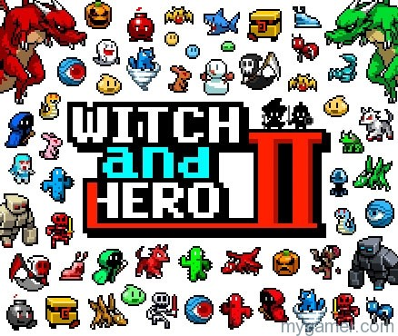 Witch and Hero II banner