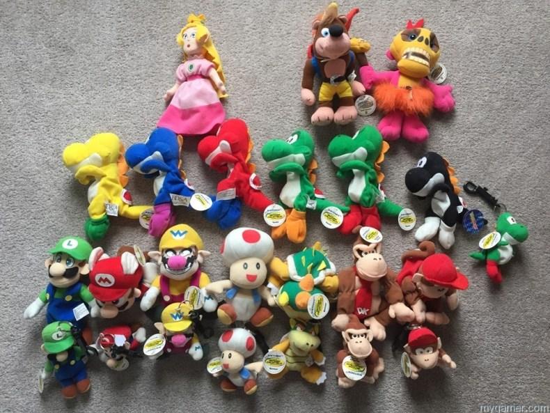 Retro Collectables – These BD&A Nintendo Plush Toys from 1997 Are Quite Valuable Retro Collectables – These BD&A Nintendo Plush Toys from 1997 Are Quite Valuable BDA Nintendo Plush All