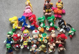 Retro Collectables – These BD&A Nintendo Plush Toys from 1997 Are Quite Valuable Retro Collectables – These BD&A Nintendo Plush Toys from 1997 Are Quite Valuable BDA Nintendo Plush All