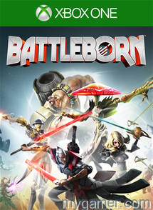 Battleborn box