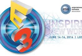 e3 2016 news summary - everything you should know E3 2016 News Summary – Everything You Should Know E3 2016 Logo