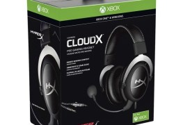 HyperX CloudX Official Xbox One Pro Gaming Headset Review HyperX CloudX Official Xbox One Pro Gaming Headset Review HyperX Cloud X box