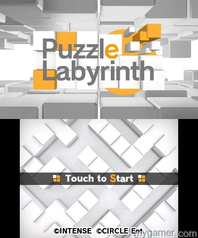 Circle Releasing Puzzle Labyrinth to 3DS eShop June 9, 2016 Circle Releasing Puzzle Labyrinth to 3DS eShop June 9, 2016 PL SS01