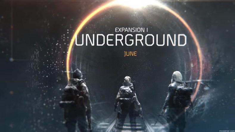 The Division Gets Underground DLC and Free 1.3 Update The Division Gets Underground DLC and Free 1.3 Update Underground 1