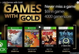 Xbox Live Games With Gold July 2016 Announced - Banner Saga 2 Highlights Xbox Live Games With Gold July 2016 Announced – Banner Saga 2 Highlights XBox Game With Gold July 2016