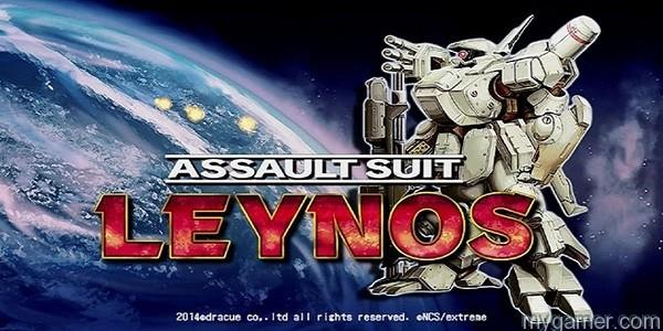 Assault Suit Leynos PS4 1