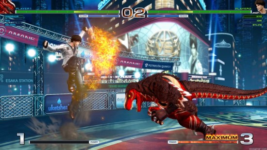 KOFXIV 1 THE KING OF FIGHTERS XIV Demo Hits on July 19 And Comes With Free PS4 Theme THE KING OF FIGHTERS XIV Demo Hits on July 19 And Comes With Free PS4 Theme KOFXIV 1