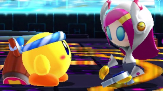 Kirby meets some new bad guys