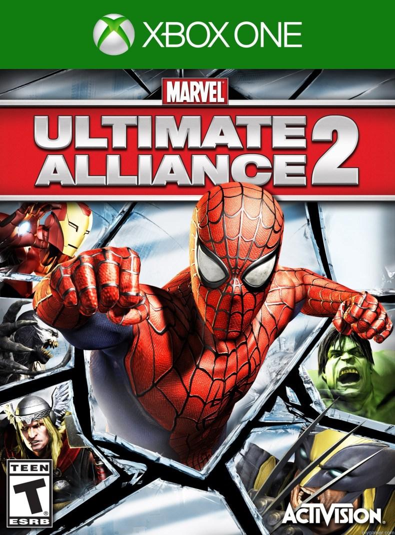 Marvel Ultimate Alliance 2 FOB X1