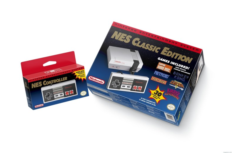 NES Classic Edition Coming in Nov and Loaded with 30 Great NES Games NES Classic Edition Coming in Nov and Loaded with 30 Great NES Games NES Classic Edition Box