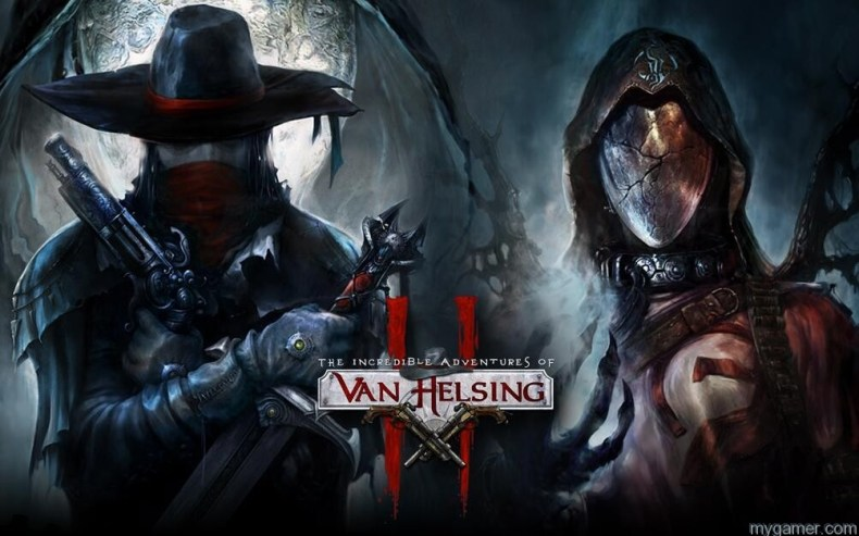 The Incredible Adventures of Van Helsing II  Now Available on Xbox One The Incredible Adventures of Van Helsing II Now Available on Xbox One The Incredible Adventures of Van Helsing II art rero