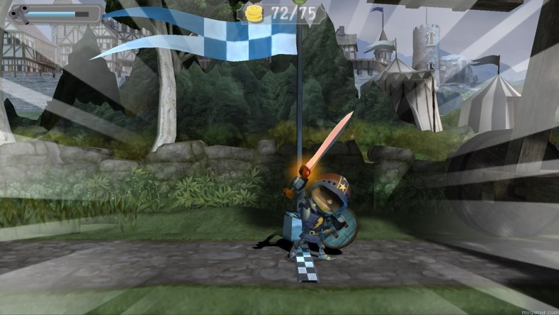 Wind-up Knight 2 Now Available on 3DS Wind-up Knight 2 Now Available on 3DS Wind Up Knight2 1