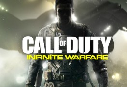 CoD Infinite Warfare Cover Art