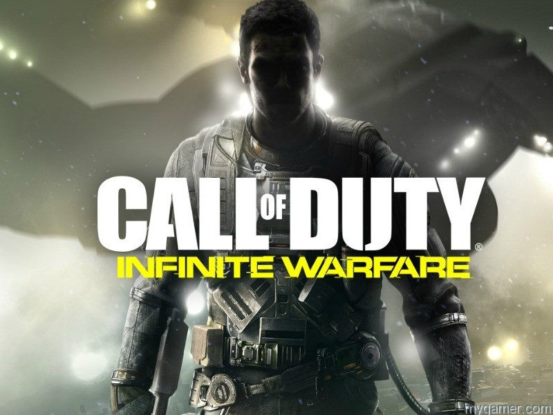 CoD Infinite Warfare Cover Art Call of Duty: Infinite Warfare Preview Call of Duty: Infinite Warfare Preview infinitewarfaredislikeheader