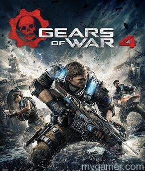 Gears of War 4 cover photo Gears of War 4 Preview Gears of War 4 Preview Gears of War 4