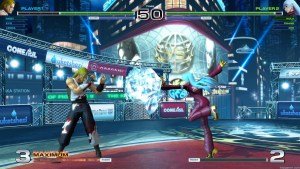 King of Fighter XIV TGS16