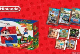 Nintendo Bundle