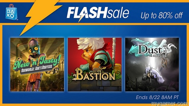 PSN Flash Sale Live Now through 8-22 PSN Flash Sale Live Now through 8-22 PSN Flash Sale 8 22 16