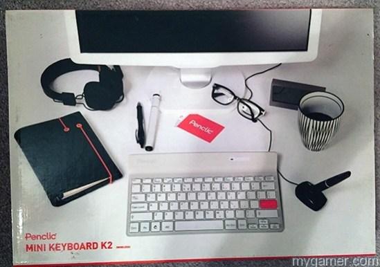 Penclic Mini Keyboard K2 Review Penclic Mini Keyboard K2 Review Penclip K2 Box