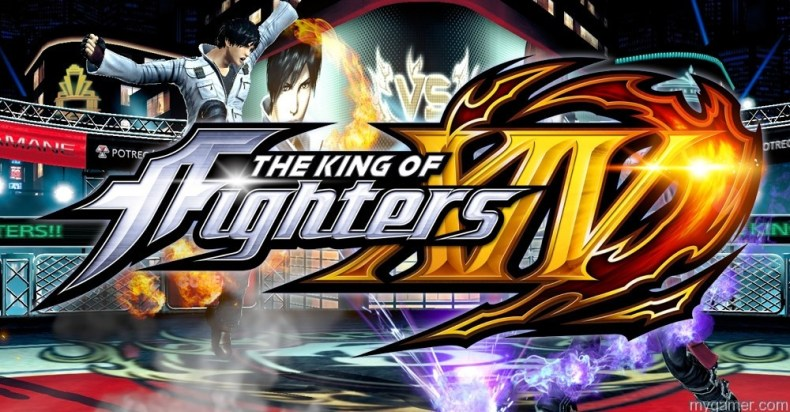 King of Fighters XIV PS4 Review King of Fighters XIV PS4 Review kofxivlogo