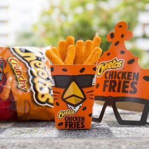 BK Cheetos Fries Banner