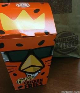 BK Cheetos Fries