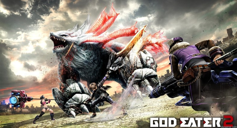 MyGamer Visual Cast - God Eater 2: Rage Burst MyGamer Visual Cast – God Eater 2: Rage Burst God Eater2