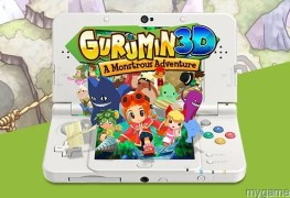 Gurumin 3D Price Announced With Free 3DS Theme Gurumin 3D Price Announced With Free 3DS Theme Gurumin 3D Ann