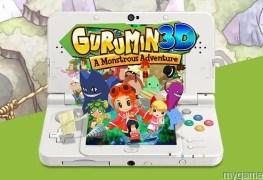 Gurumin 3D Price Announced With Free 3DS Theme Gurumin 3D Price Announced With Free 3DS Theme Gurumin 3D Ann