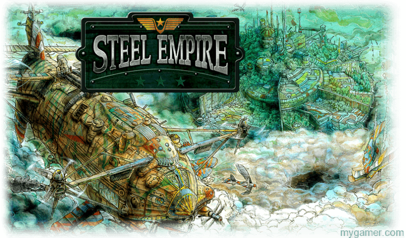 Steel Empire Gets Permanent Price Cut on 3DS eShop Steel Empire Gets Permanent Price Cut on 3DS eShop SteelEmpire background