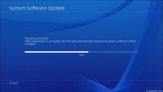 How often do you see a screen like this? You Know What Sucks… Day One Patches You Know What Sucks… Day One Patches ps4 firmware update