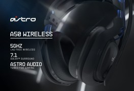 Astro Just Updated Their A50 Wireless Headset Astro Just Updated Their A50 Wireless Headset Astro A50 Updated BANNER