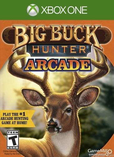 bigbuck_x1 Big Buck Hunter Arcade Now On Consoles Big Buck Hunter Arcade Now On Consoles BigBuck X1