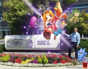 Gurumin Gang at Nintendo V3
