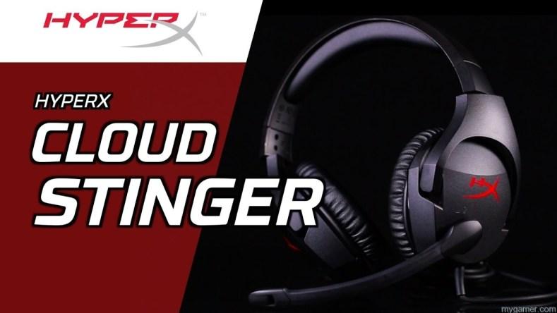 HyperX Cloud Stinger Headset Review HyperX Cloud Stinger Headset Review HyperX Cloud Stinger
