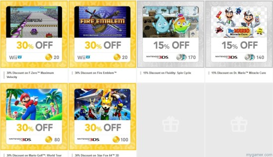 Earning a coupon for 15% is more like a kick in the nuts PSA: You're My Nintendo Coins Might Have Already Expired PSA: You're My Nintendo Coins Might Have Already Expired My Nintendo Discounts