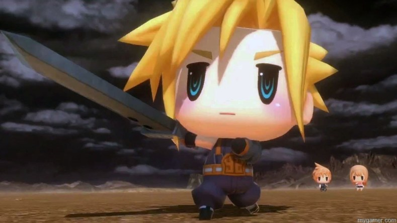 MyGamer Visual Cast - The World of Final Fantasy PS4 Demo MyGamer Visual Cast – The World of Final Fantasy PS4 Demo World of Final Fantasy