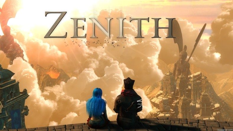 Zenith PC Review Zenith PS4 Review ZenithTitleScreen