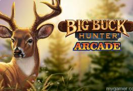 Big Buck Hunter Arcade banner
