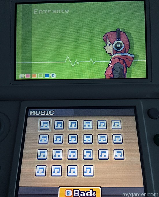 You'll actually want to use the sound room like an Mp3 player Fairune 2 3DS eShop Review Fairune 2 3DS eShop Review Fairune2 MusicTest