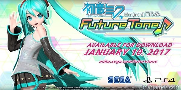 Here are Details About Hatsune Miku: Project DIVA Future Tone Here are Details About Hatsune Miku: Project DIVA Future Tone Sega Hatsune Mike Future Tone