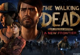 The Walking Dead: The Telltale Series - A New Frontier Arriving in Dec with PS4 Bonus The Walking Dead: The Telltale Series – A New Frontier Arriving in Dec with PS4 Bonus Walking Dead New Frontier banner