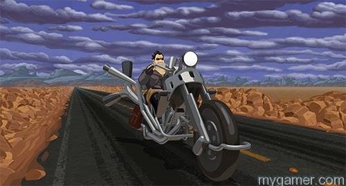 Full Throttle Remasterd bike