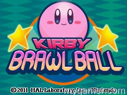 Kirby Mass Attack DS (Wii U Virtual Console) Review Kirby Mass Attack DS (Wii U Virtual Console) Review Kirby Brawl Ball