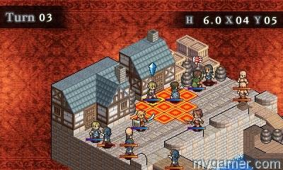mercenaries saga 2 3ds screen 3