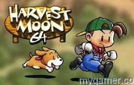 Harvest Moon Celebrates 20 Years with Wii U Virtual Console Release With More Surprises to Come Harvest Moon Celebrates 20 Years with Wii U Virtual Console N64 Release With More Surprises to Come Harvest Moon 64