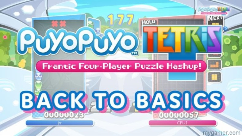 Don't Know How to Play Puyo Puyo or Tetris? Watch this Trailer. Don't Know How to Play Puyo Puyo or Tetris? Watch this Trailer. Puyo Puyo Tetris tutorial
