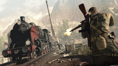 sniper elite 4 wwii plot Sniper Elite 4 Preview Sniper Elite 4 Preview Sniper Elite 4 1