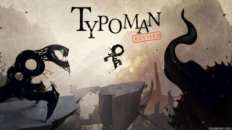 Typoman Revised Xbox One Review Typoman Revised Xbox One Review with Stream Typoman Revised banner